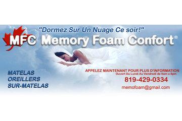 Memory Foam Comfort