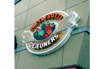 Tutti Frutti Déjeuners