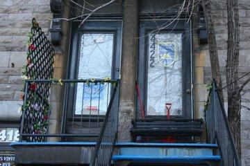 Bed And Breakfast Le Bleu Balcon in Montréal