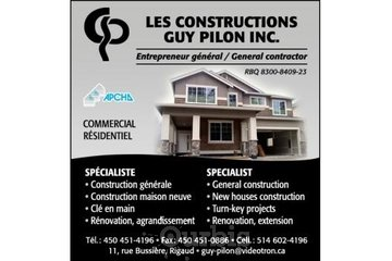 Les Constructions Guy Pilon Inc.