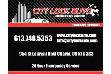 City Lock Auto Inc in Ottawa