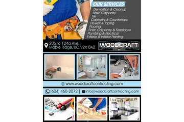 Demolition and Cleanup Services in Maple Ridge | Woodcraft Contracting & Renovations Inc