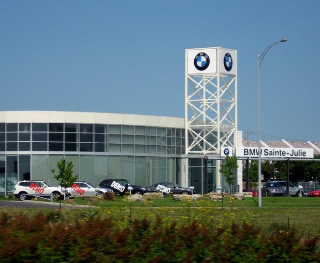 Kia Ste Julie >> BMW Ste-Julie, Sainte-Julie QC | Ourbis