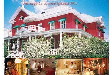 Auberge La Grande Maison à Baie-Saint-Paul