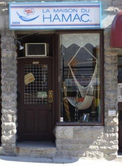 La Maison Du Hamac Inc Montr Al Qc Ourbis