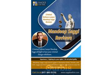 Saggi Law Firm in BRAMPTON: Mandeep Saggi Reviews