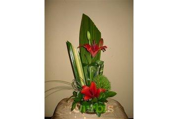 Aux Coeurs Fleuris Inc in Saint-Basile-le-Grand: Aux Coeurs Fleuris, Arrangement Florale Créatif, Fleuriste, (Rive-Sud, Montérégie) 450-441-1008