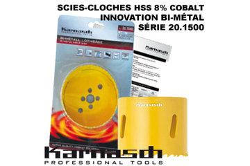 Mascoutech inc. in Longueuil: Trépans HSS 8% Cobalt