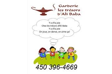 Garderie Les Trésors D'Ali Baba