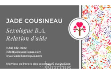 Jade Cousineau Sexologue B.A. Relation d'aide