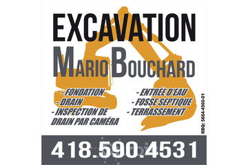 Excavation Mario Bouchard