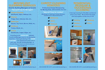 Butterfly Cleaning Services in Vancouver: Butterfly Cleaning Services INC.