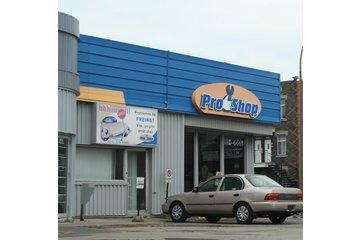 Proshop Service Auto Expert à Montréal