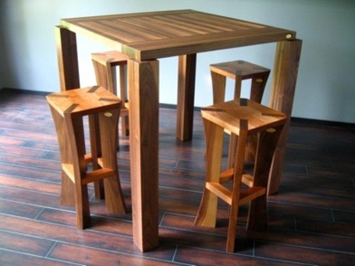Artisan b niste meubles en bois st phane dion qu bec for Meuble quebecois design