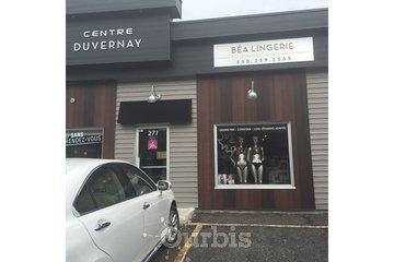 BÉA - Boutique de lingerie in Beloeil: Façade Béa-Boutique de lingerie - Beloeil - Centre Duvernay-www.bea-lingerie.com