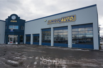 CliniqueAuto MM Inc in Quebec: image du garage de reparation automobile clinique auto mm à québec