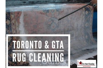 5 Star Cleaning, 24/7 Water Damage Restoration in Richmond Hill: rug cleaning, rug repair, rug appraisal