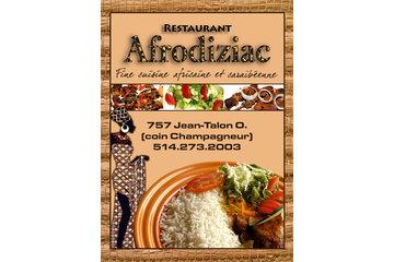 Restaurant Afrodiziac Inc à Montréal