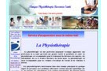 Physiothérapie Ressource Santé Inc à Montréal