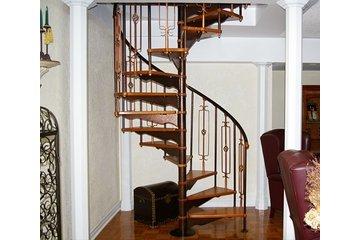 Escaliers Sélesta à Lavaltrie: Les Escaliers Selesta