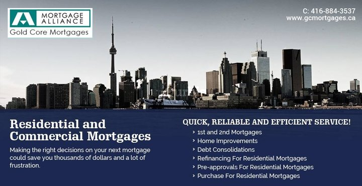 Commercial mortgage brokers mississauga