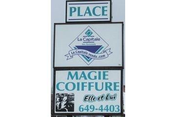 Magie Coiffure à Sainte-Julie