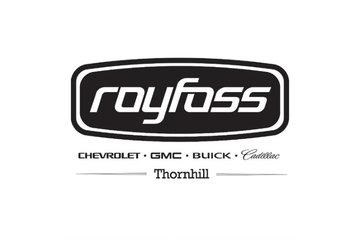Roy Foss Thornhill
