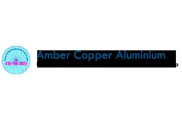 Amber Copper Aluminium