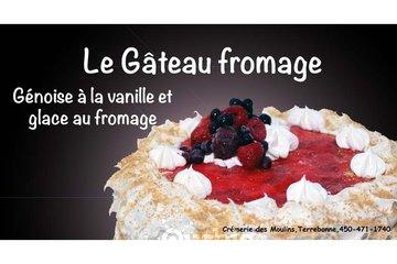 Crémerie Des Moulins in Terrebonne: Gâteau fromage