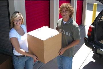 U Store It - North in Edmonton: storage couple