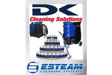 DK Cleaning Solutions in Port Coquitlam: Esteam