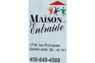 La Maison de l'Entraide in Sainte-Julie