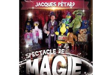 Jacques Petard in Québec