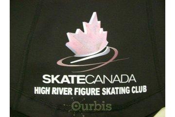 Foothills Custom Promotionals in High River: Figure Skating Logo