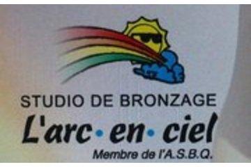Bronzage Arc-En-Ciel à Chibougamau: Logo