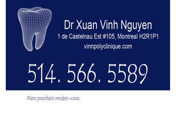 Vinn Polyclinique Dr Xuan Vinh Nguyen in Montréal