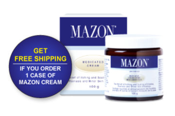MAZON Medicated Cream