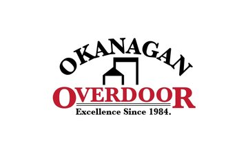 Ok Door Service Ltd in Penticton: Logo