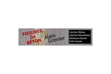 Fissure De Béton Alain Grenier
