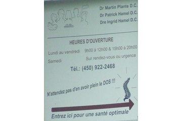 Centre Chiropratique Familial Hamel-Plante in Sainte-Julie