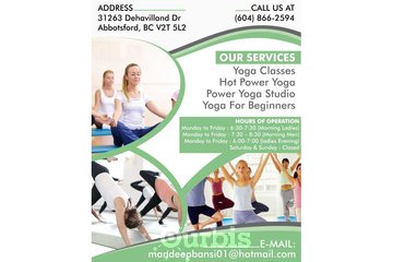 Power Yoga | Power yoga studio in Abbotsford