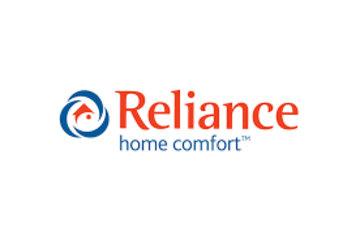 Reliance Home Comfort in Burlington: Reliance Home Comfort Logo