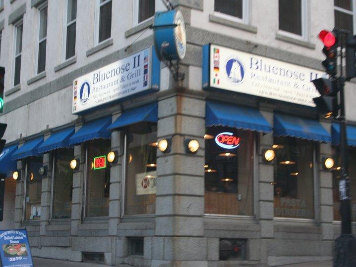 Bluenose Ii Restaurant Halifax Ns Ourbis