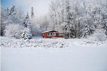 L'Hostellerie du Lac Noir in Nominingue: Also fun in winter
