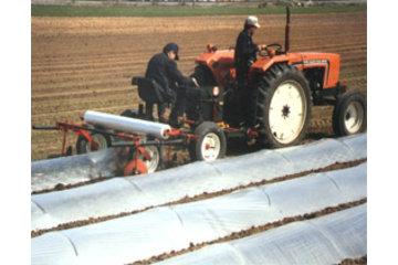 Dubois Agrinovation in Saint-Rémi: tunnel layer