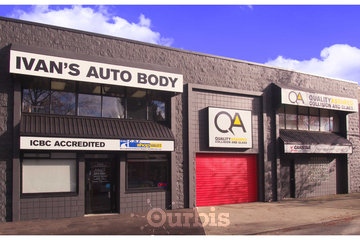 CARSTAR Quality Assured - Ivan's in Vancouver