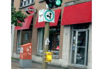 Café Union à Montréal