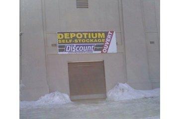 Depotium Mini-Entrepot in Montréal