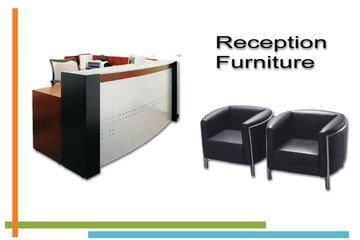 Techno Office Furnishings Ltd in Richmond: Reception Furniture