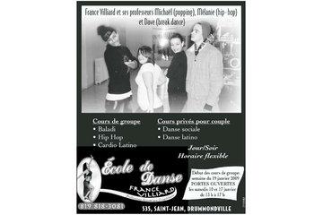 Ecole de Danse France Villiard à Drummondville: Ecole de Danse France Villiard